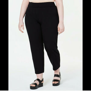 Eileen Fisher Women's 2x Plus Size Ankle Pants